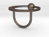 Minimal Saturn Ring 3d printed