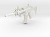 Insanity M4 Rifle 3d printed