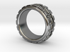 Barbed Wire Ring - Size 91/2  (19.35 mm) 3d printed