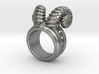 Satyr Ring - Size 12 (21.49 mm) 3d printed