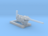1/192 Hotchkiss 3-pdr for 50ft Steam Pinnace 3d printed 1/192 Hotchkiss 3-pdr for 50ft Steam Pinnace