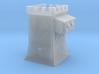 Medieval tower / keep 3d printed