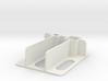 Flat Wing Nano Talon - Right Side Plate 3d printed