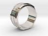 Men's Band Ring #1 3d printed