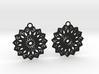Lelia earrings 3d printed