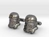 Stormtrooper Cufflinks 3d printed