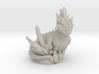 Crystal Dragon 54mm 3d printed