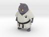 Judo cat 3d printed