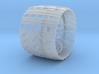 curiosity_wheel_5dia_12mm_hex 3d printed