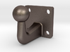 Steel Trailer Hitch 6mm 3d printed