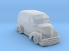 Jeepers Creeper Van v2 160 scale 3d printed