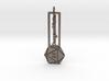 RPG Keychain - Dungeon Master 3d printed