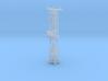 N Scale Distribution Transformer Pylon #1 3d printed