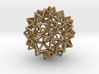 "Stellated Rhombicosidodecahedron 2"" 3d printed"