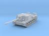 SU-122 scale: 1:144 3d printed