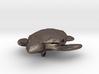 Turtle Pendant 3d printed