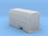 MOW Service Box Bed Hollow 1-87 HO Scale 3d printed