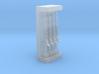 1:72 M60 Machine Gun (4x) 3d printed 3D render showing you the fine points