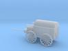 1/144 horse drawn cart German Wehrmacht 3d printed