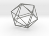 Isohedron small 3d printed