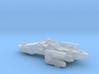 Armadale Gunship 3d printed