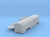 Great Northern Bus Z scale 2 3d printed Great Northern Bus Z scale