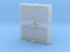1/350 Botany Bay Replacement Solar Panels (Set of  3d printed