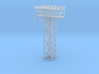 Light Tower Top With Double Light Assembly 1-87 HO 3d printed