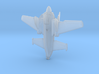 SkyLance Fighter Plane 1:200 crimson skies compati 3d printed