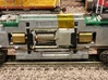Baldwin DT6-6-2000 Center Cab N Scale 1:160 3d printed Chassis With DCC Decoder & Longer LEDs