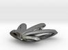 Maple Three-leaf Pendant 3d printed