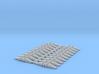 Crawler Track - 1-160-scale - Set of 20 - Flat Ori 3d printed