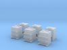 Caboose MP Sedalia Battery Box 3d printed