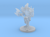 Orc Warrior 3d printed