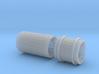 SET Brick paving with border (H0m) 3d printed