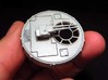 YT1300 BANDAY 1/144 LC MCQUARRIE CANNON W BASE 3d printed