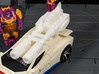 TF Combiner Wars Breakdown Car Cannon 3d printed Foot pegs for Titan and Prime Masters