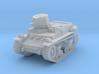 PV57D T16 Light Tank (1/144) 3d printed