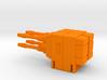 Starcom Shadow Upriser - Big Cannon (both sides) 3d printed