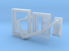 048004-01 Bruiser Automatic Shifter Set 3d printed