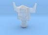 Galactic Defender Acroyear II Head 3d printed