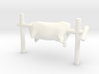 S Scale Beef On A Spit  3d printed This is a render not a picture