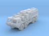 HEMTT Fire Fighting Convoy 3d printed HEMTT M1142 in 1/700th and 1/600th scales