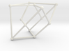 Cubic graph on 12 vertices with girth = 5, no. 1 3d printed