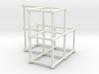 Fibonacci cube of order 6 3d printed