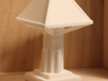 1/6 scale Arts and Crafts Lamp 3d printed