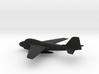 Grumman A-6E Intruder (w/o landing gears) 3d printed