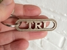 Triathlete Gift Keychain 3d printed Celebrate Tri Life!