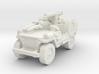 1/100 LRDG Jeep 5 3d printed