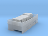 1/350 DKM Graf Zeppelin superstructure4 3d printed